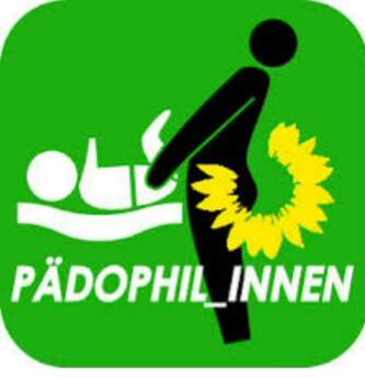 Grüne Pädophil